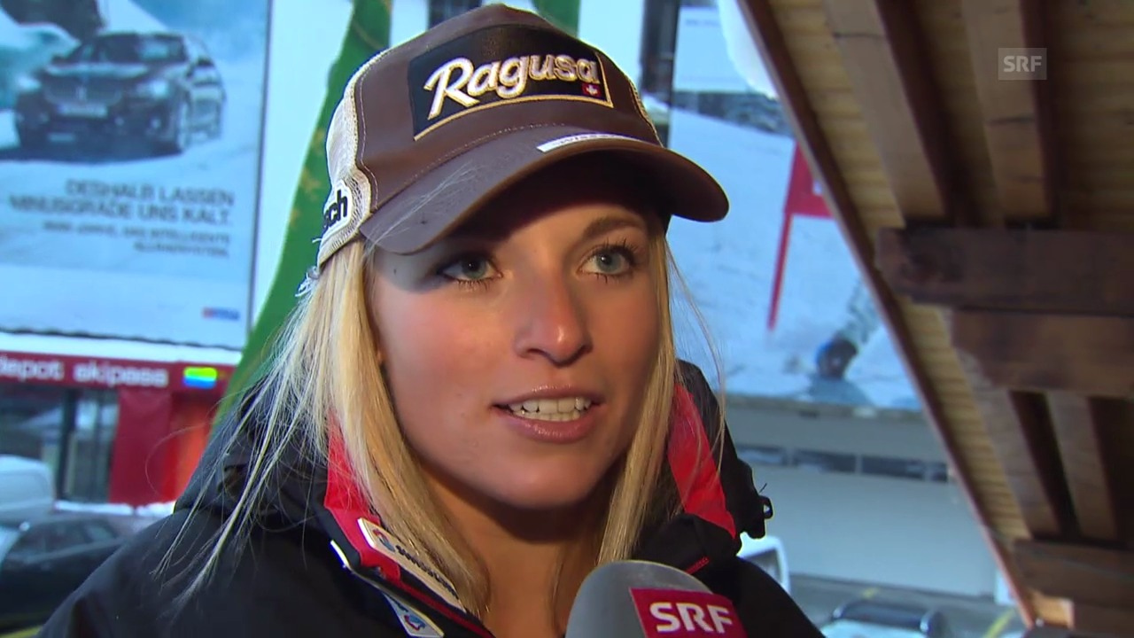 Ski: Saisonstart, Interview Lara Gut