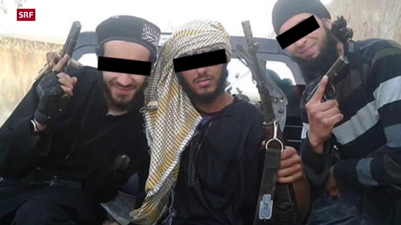 Bericht zu Schweizer Dschihad-Reisenden