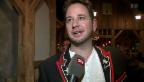 Video «Musikerdasein im Berner Oberland» abspielen