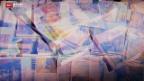 Video «Millionen-Überschuss weckt Begehren» abspielen