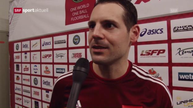 Video «Unihockey-Nati im WM-Halbfinal» abspielen
