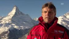 Video «Air Zermatt: Lernen aus den Erfahrungen anderer» abspielen