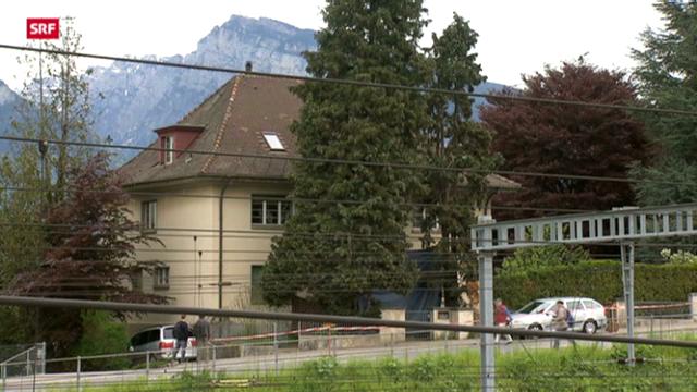 Zwei Tote in Spiezer Kinderheim