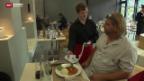 Video «Keine Berührungsängste mit Behinderten» abspielen