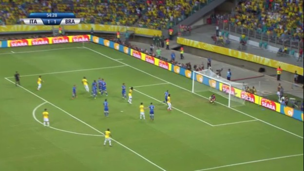 Video «Highlights Confederations Cup» abspielen