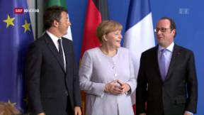Video «FOKUS: Brexit – nach dem Schock die Hektik» abspielen
