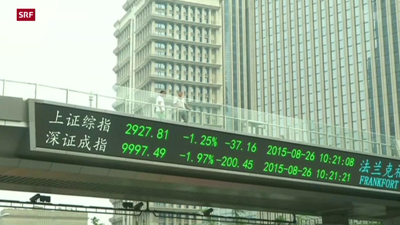 Turbulenter Start ins BörsenjahrTurbultenter Start ins Börsenjahr