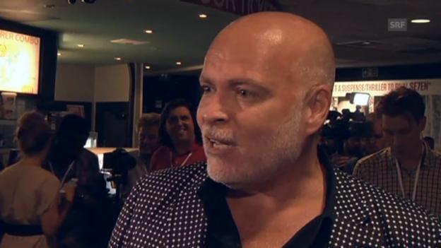 Video «Gary Goldsmith über das royale Baby» abspielen