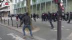 Video «Frankreichs Polizei im Dauereinsatz» abspielen