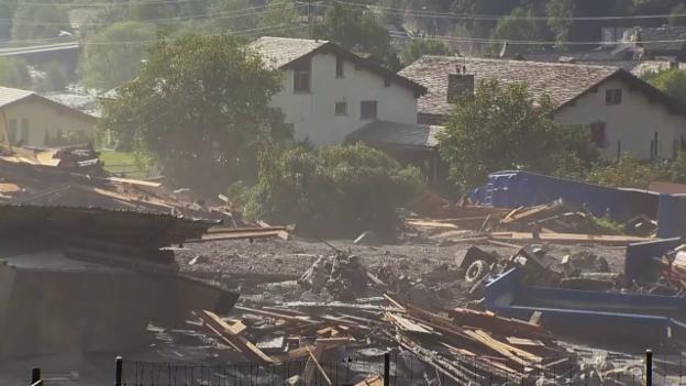 Video «Bondo – Der Bergsturz und seine Folgen» abspielen