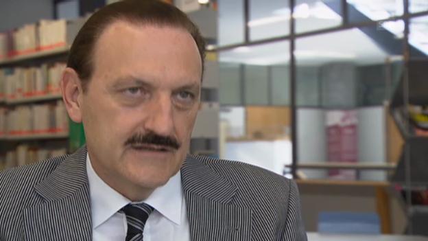 Video «Präsident des Lehrerverbands zum Bundesgerichtsentscheid» abspielen