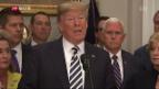 Video «Trump lässt Korea-Treffen platzen» abspielen