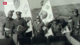Video «60 Jahre nach dem Armee-Einsatz» abspielen