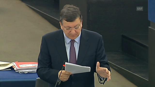Barroso vergleicht Schulden und Hinterziehung (engl.)