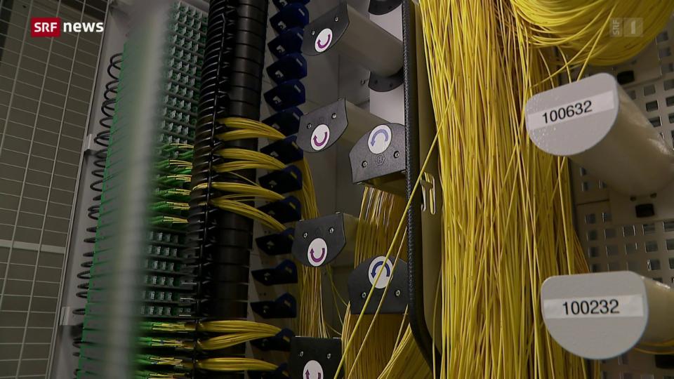 Gericht stoppt Swisscom-Ausbau des Glasfasernetzes