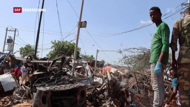 Al-Schabaab-Führungsmitglied nach Anschlag getötet