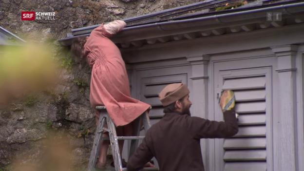 Video «Strafen im Mittelalter» abspielen