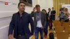 Video «FCZ: Mit Forte und Bickel Richtung Wiederaufstieg» abspielen