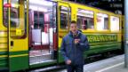 Video «Ski: Bericht aus Wengen» abspielen