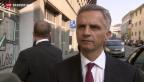 Video «Balanceakt für Didier Burkhalter» abspielen