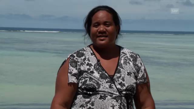 Kiribati - Claire Anterea