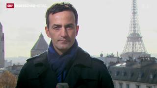 Video «Suche nach Terror-Verantwortlichen in Saint-Denis » abspielen