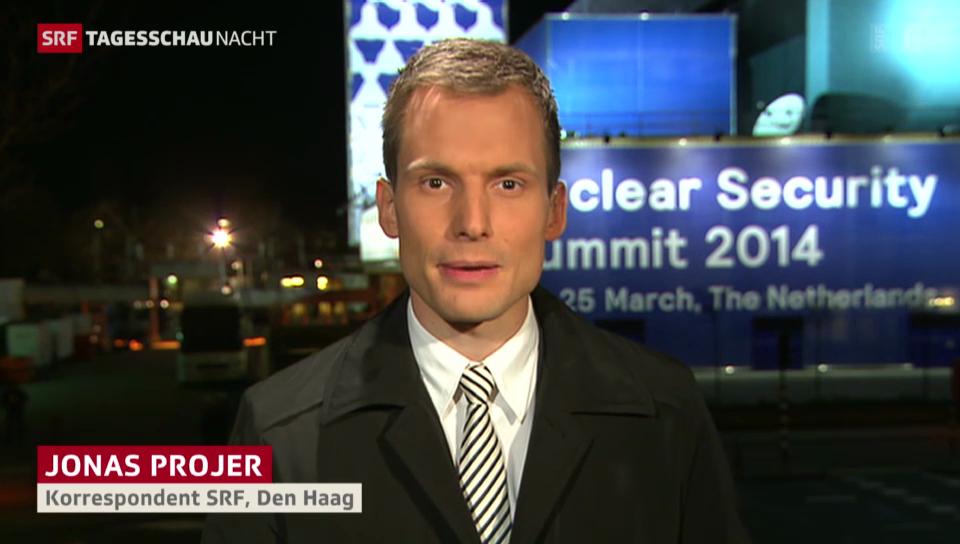 SRF-Korrespondent Jonas zum G7-Gipfel