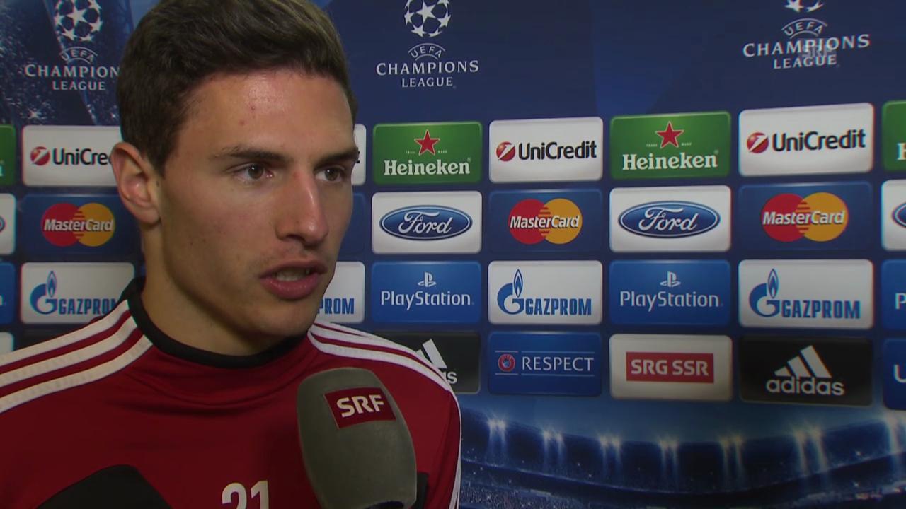 Fussball: Interview mit Fabian Schär