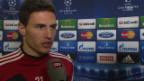 Video «Fussball: Interview mit Fabian Schär» abspielen