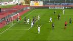Video «Zusammenfassung Lugano - Basel» abspielen