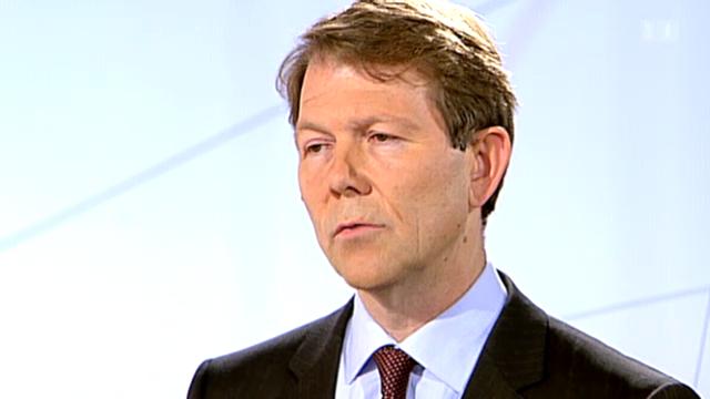 SNB-Direktor Fritz Zurbrügg: Das grosse Interview