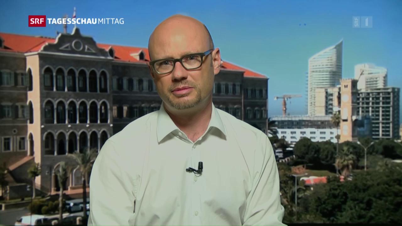 Einschätzungen von SRF-Korrespondent Pascal Weber