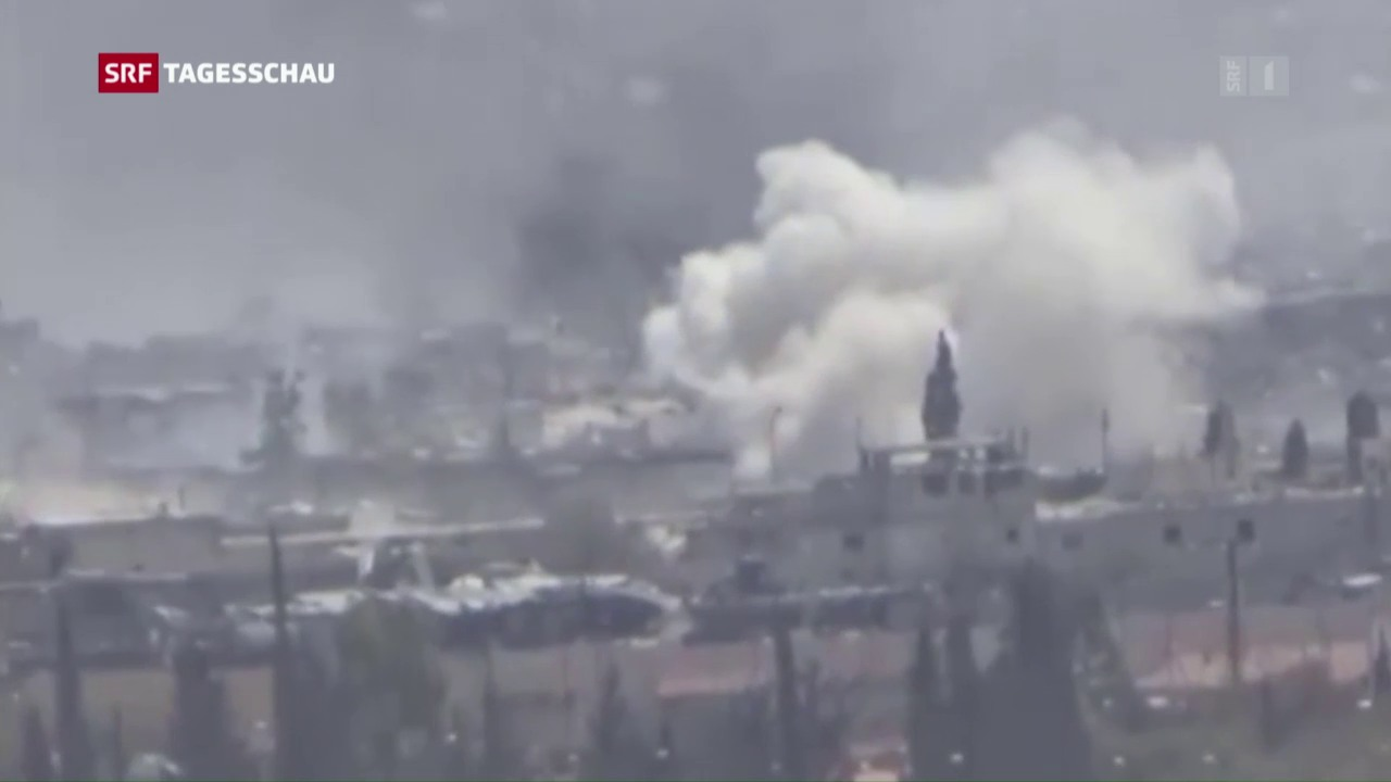 Schwerste Niederlage syrischer Rebellen