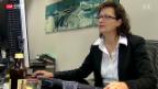 Video «Umstrittene Direktorin tritt ab» abspielen