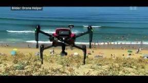 Video «Schweizer Drohnenanbieter setzen auf Profi-Anwender» abspielen