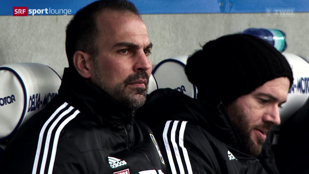 FC Luzern – wenn ein Co-Trainer trotz Erfolg gehen muss