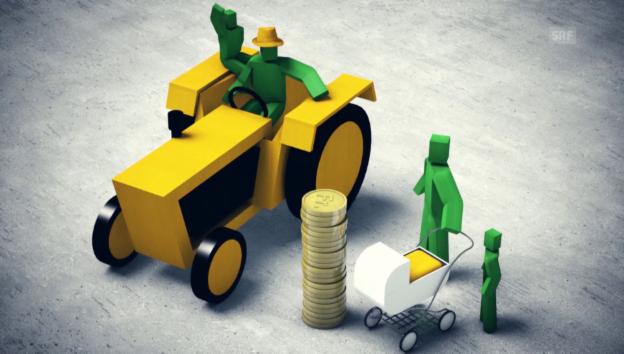 Video «Die Priivilegien der Bauern» abspielen