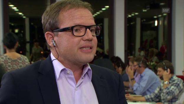 Video «SRF-Reporter über die Ursachen der Massenflucht» abspielen