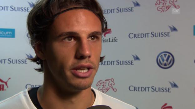 Video «Fussball: Interview mit Nati-Goalie Yann Sommer» abspielen