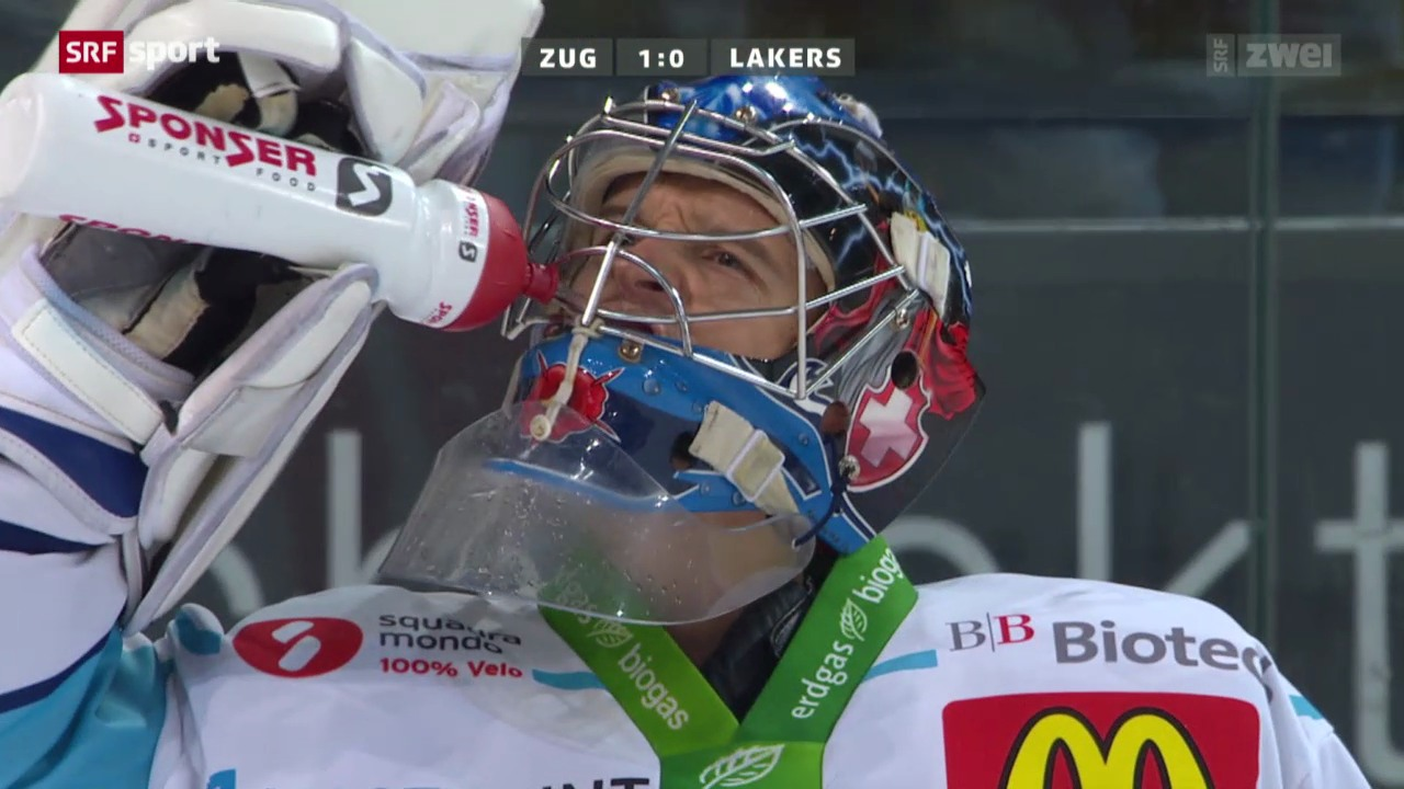 NLA: Zug - Lakers