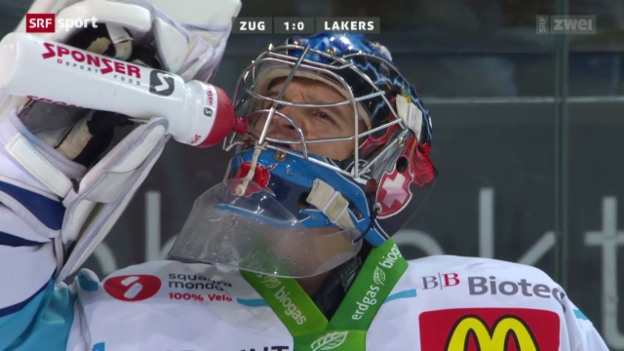 Video «NLA: Zug - Lakers» abspielen