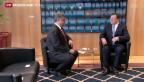 Video «EU-Gipfel überlegt sich Sanktionen gegen Russland» abspielen