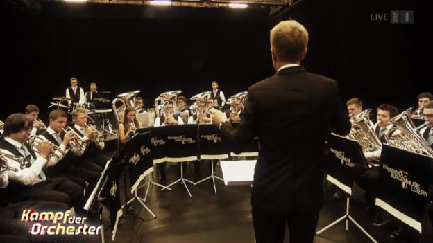 Video «Orchester-Porträt BML Talents» abspielen