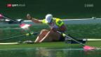 Video «Gmelin sichert sich auf dem Rotsee den Gesamtweltcup» abspielen