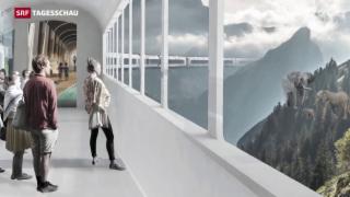 Video «Ostschweizer Landesausstellung nimmt Gestalt an» abspielen
