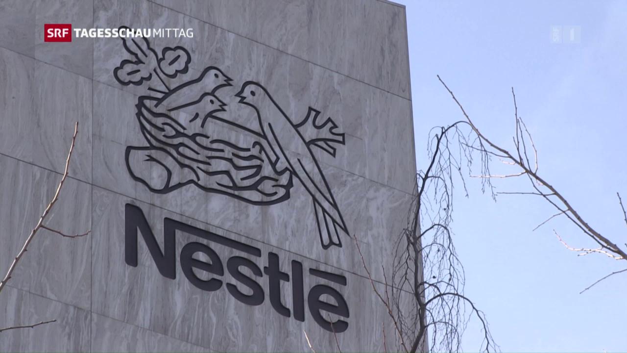 Nestlé kann Preise kaum steigern