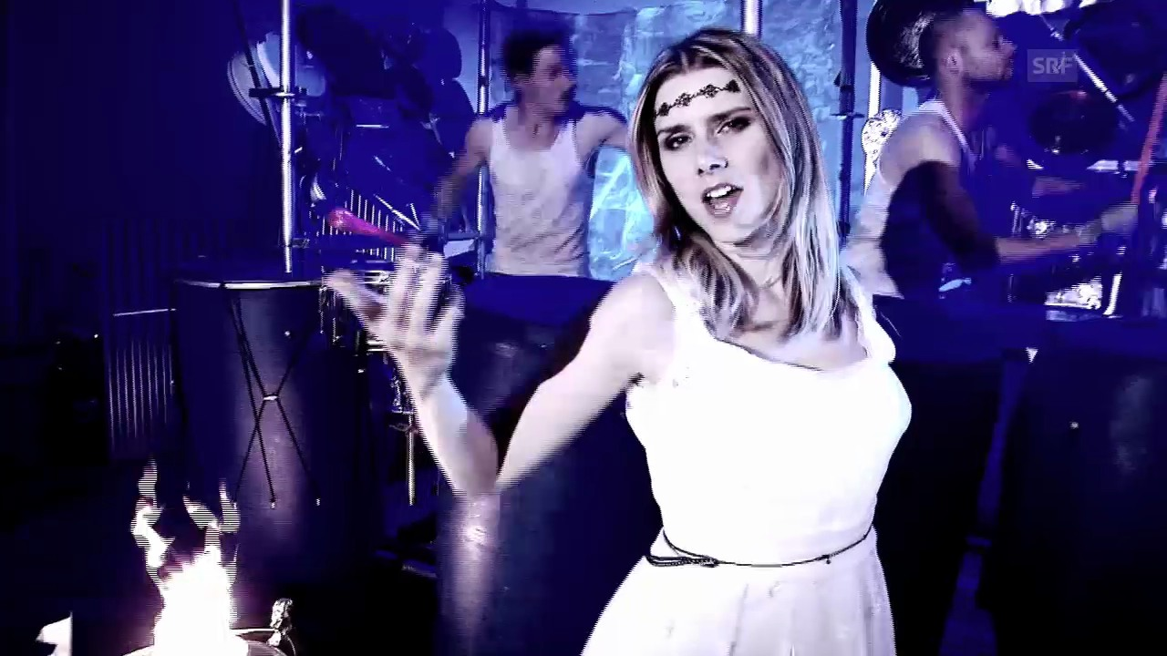 Bubble Beatz ft. Sandra Wild aus Bernhardzell SG mit «Run»