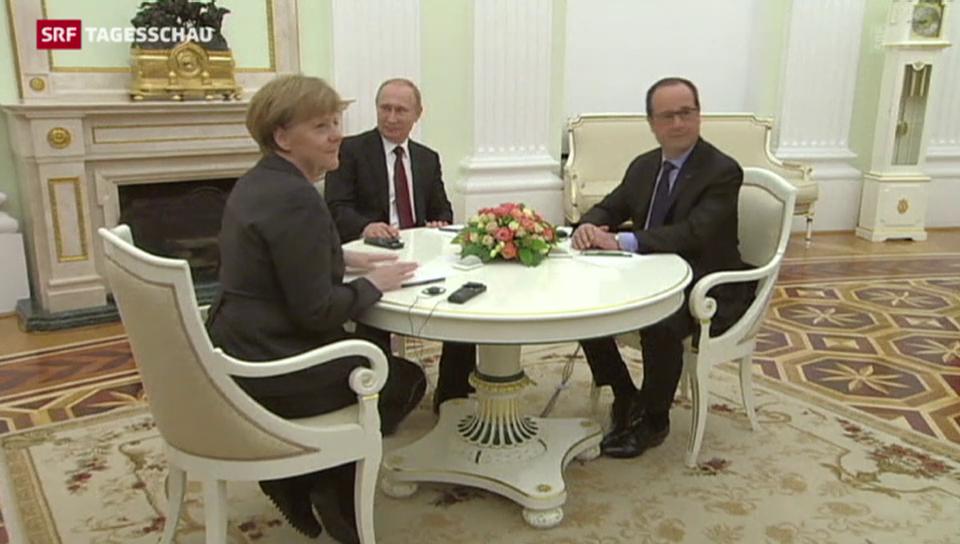 Es steht viel auf dem Spiel in der Ukraine