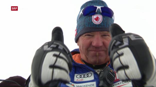 Video «Martin Rufener: Der Mann hinter Kanadas Speedteam» abspielen