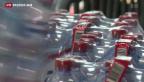 Video «Le Locle sitzt auf dem Trockenen» abspielen
